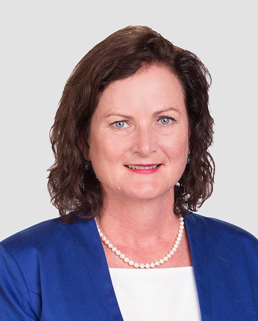 Joan Pease MP
